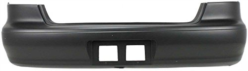 OE Replacement Toyota Corolla Rear Bumper Cover (Partslink Number TO1100185)
