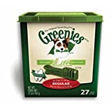Greenies Lite Tub Regular 27oz, My Pet Supplies