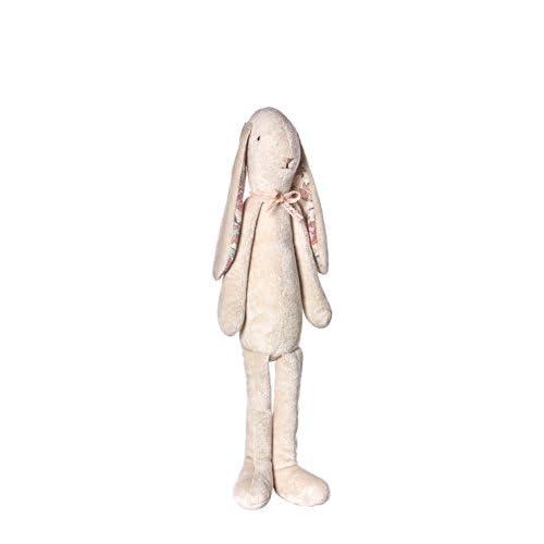 Maileg Mellow de liebens valeur de velours de lumière Medium Soft Bunny 38cms Convient dès la naissance