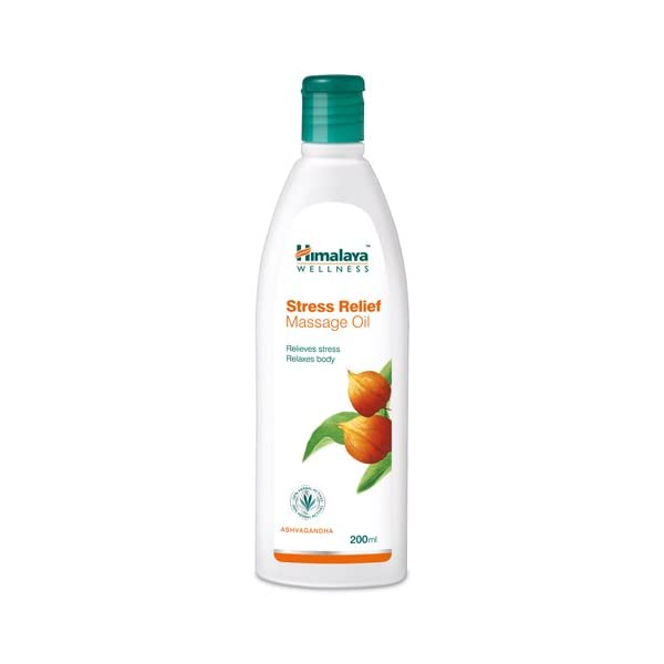 Himalaya massage Herbal oil