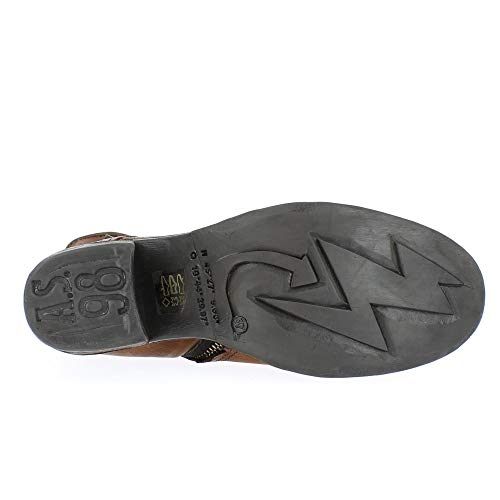 101 Stivale s Ankle 98 263211 Airstep A As98 Nero XqB47xX