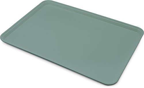 - Carlisle 1318FG010 Fiberglass Glasteel Solid Display/Bakery Tray, 17.75