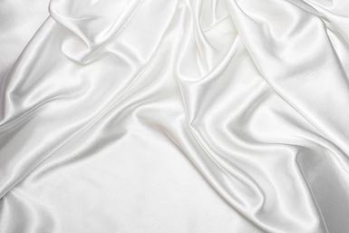 white satin bed sheets - 6