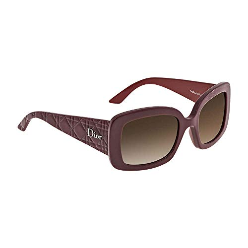 Dior EL7 Violet Lady Lady 2 Square Sunglasses
