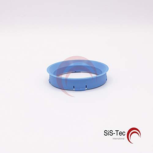 Felgen Zentrierring Zentrierringe 73,1 auf 66,1 mm Alufelge