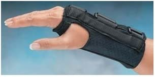 Comfort Cool Firm D-Ring Wrist, Size: S, Right by Cool Comfort