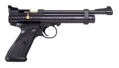 Crosman 2240 Bolt Action CO2 Pellet Pistol (Co2 Powered Pellet Gun)