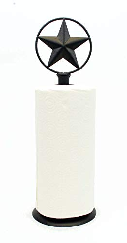 - Texas Star Paper Towel Holder-17.5h