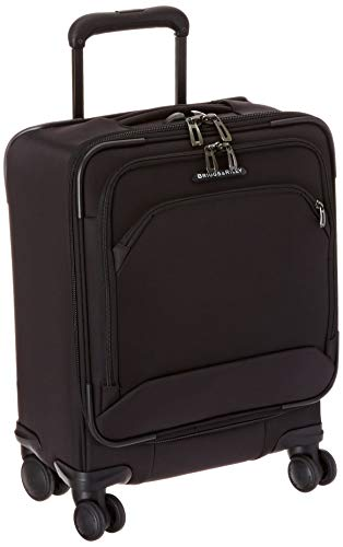 (Briggs & Riley Commuter Spinner, Black, One Size)