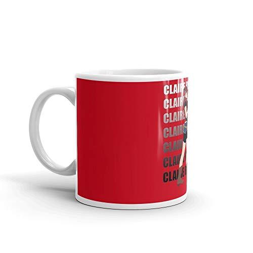 Resident Evil Revelations All Costumes - Claire Redfield Resident Evil 2 Mug