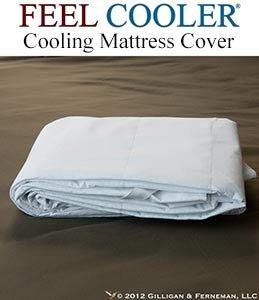 feel cooler mattress pad Amazon.com: Cooling Mattress Pad / Cover   King Size   By Feel  feel cooler mattress pad