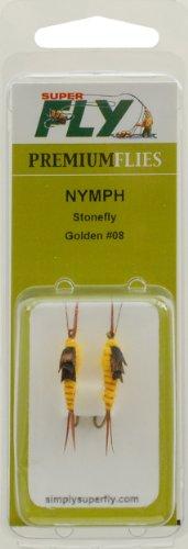 Golden Stonefly Nymph - 9