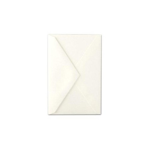 (Crane & Co. Pearl White Correspondence Envelopes)