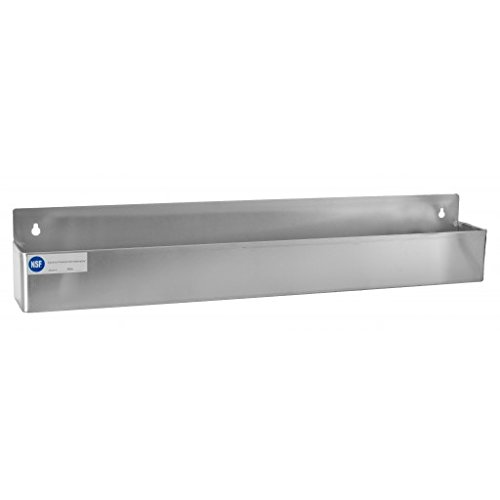 Gusto SR32S 32'' Stainless Single-Tier Speed Rail by Gusto