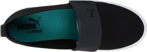 Puma Dames El Rey Nylon Slip-on Zwart / Donkere Schaduw