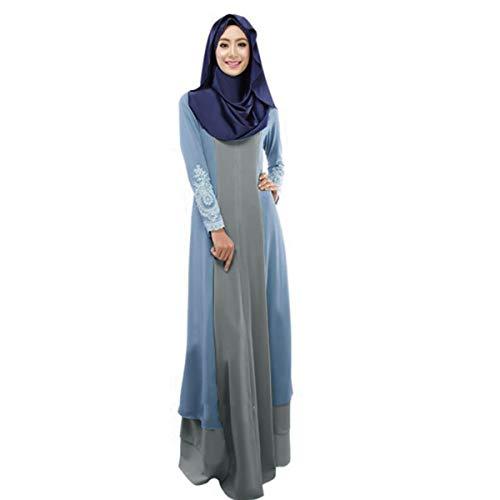 Strollers Accessories Reasonable Hot Muslim Women Dress 2019 New Arrivals Muslim Kaftan Abaya Jilbab Women Solid O-neck Long Sleeve Lace Vintage Maxi Dress