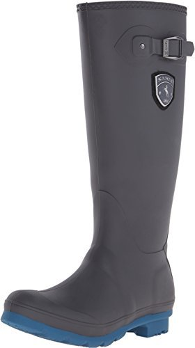 Kamik Women's Jennifer Charcoal/Ink Blue Boot 8 B - Usa Jennifer
