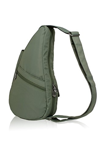 AmeriBag Classic Microfiber Healthy Back Bag Handbag X-Small,Sea Moss,one (Healthy Back Bag)