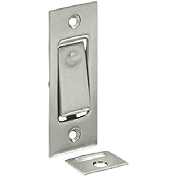 Deltana Pdb42 3 1 16 Quot Solid Brass Pocket Door Jamb Bolt