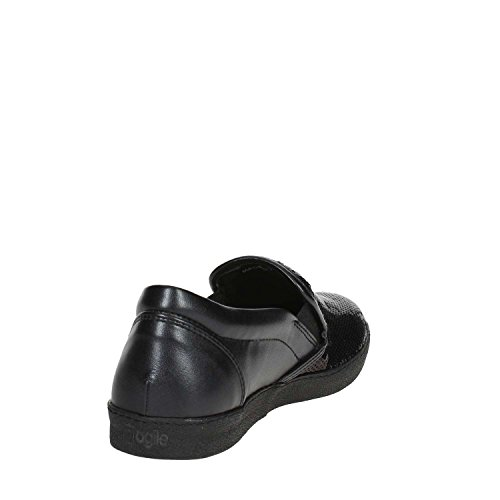 Rucoline Noir Femme 2813 Slip By 65 on a Agile Chaussures z5wTqAA