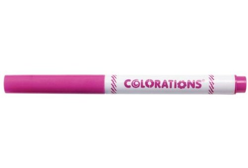 Colorations 98200 Coloration Washable Classic Markers Classroom Pack (Pack of 200)