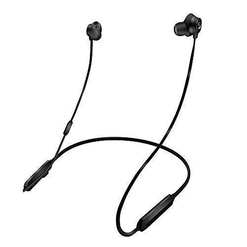 - inOpera Bluetooth Headphones Neckband,apt-X Deep Stereo Bass Bluetooth Sport Earbuds Sweatproof IPX5 Magnetic Wireless Earphones CVC6.0 Noise Cancellation 10 Hours Playtime (Black
