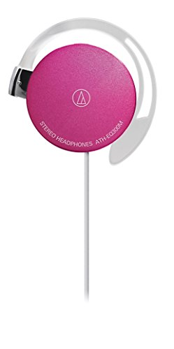 Audio-Technica ATH-EQ300M On-Ear Pink