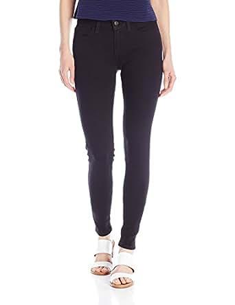Levi's Women's 535 Super Skinny Jean, Soft Black, 24W x 28L