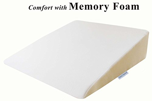 InteVision Foam Bed Wedge Pillow (26