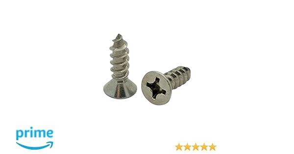 Hard-to-Find Fastener 014973312633 Slotted Headless Set Screws Piece-20 6-32 x 1//4
