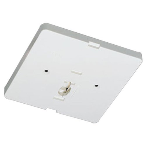 Nora Lighting NT-337 Monopoint Canopy for Low Voltage Track Fixtures, Black by Nora Lighting (Image #1)