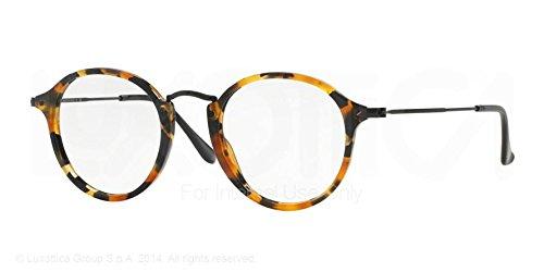 Ray-Ban Eyeglasses RX2447V 5491 Black Havana 49 21 - Ban 21 Ray 49