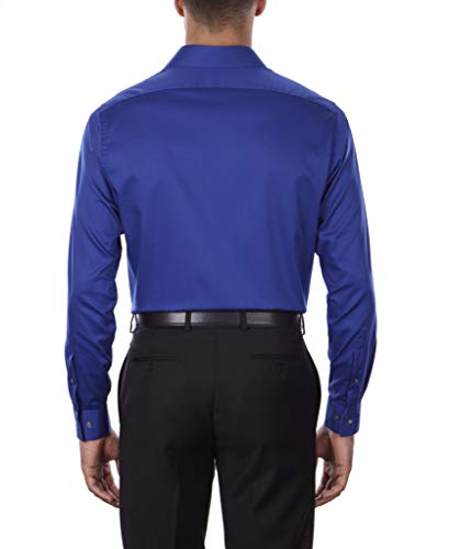 Van Heusen Men's Dress Shirt Flex Regular Fit Solid 3