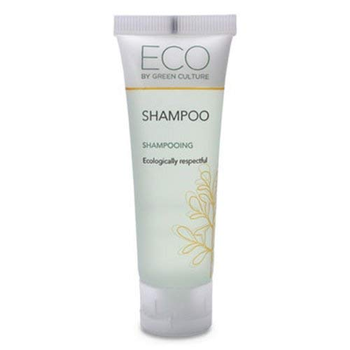Eco Clean Green (Eco by Green Culture Hotel Amenities Travel Sized Shampoo 30ml (288 Pack))