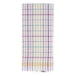 Royale Wonder Towel Checked Woven Towel PRIMARY - John Ritzenthaler Towel