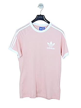 adidas california t-shirt rosa