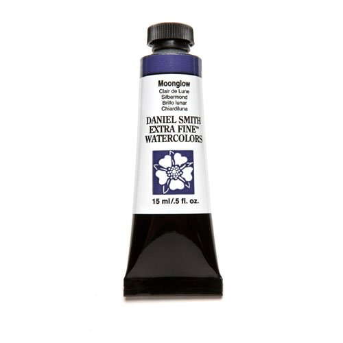 Daniel Smith Extra Fine Watercolor 15ml Paint Tube, -