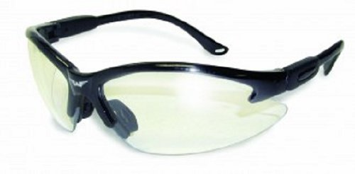 (Global Vision Eyewear Cougar Safety Glasses, Clear)