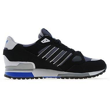 28cbc3bc4f903 Adidas Originals Men s ZX 8000 Torsion Comp Black White Leather Running  Retro Casual Shoes Trainers (UK 8)  Amazon.co.uk  Shoes   Bags