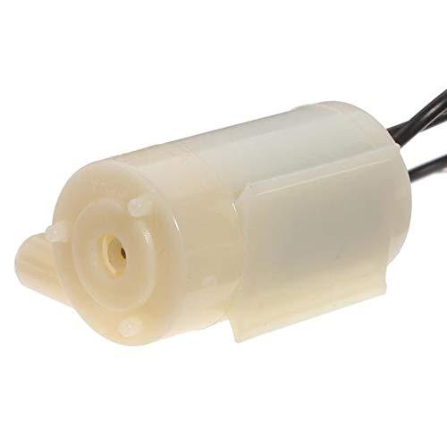 H a basso rumore Micro pompa sommergibile e anfibio a corrente continua Pompa acqua 3V 120L
