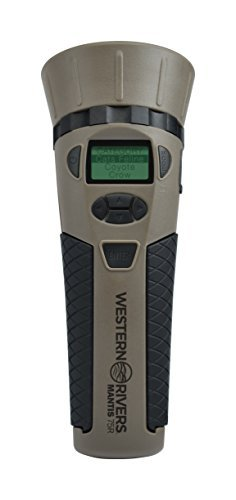 (Western Rivers Calls Mantis 75R Compact Handheld Caller by Western Rivers)
