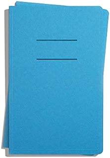 product image for Shinola Journal, Paper, Plain, Blue (5.25x8.25)