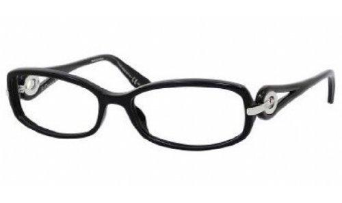- Christian Dior 3216 Eyeglasses 0D28 SHINY BLACK