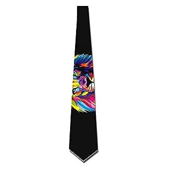 QIUJUAN High Quality Soft Texture, Corbata Thin Blue Line Necktie ...