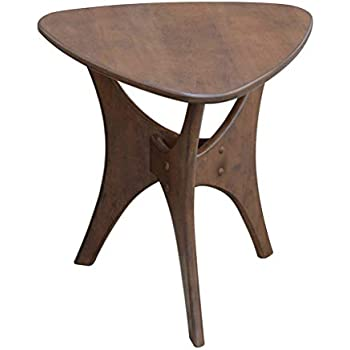 Amazon Com Ink Ivy Blaze Accent Tables Wood Side Table