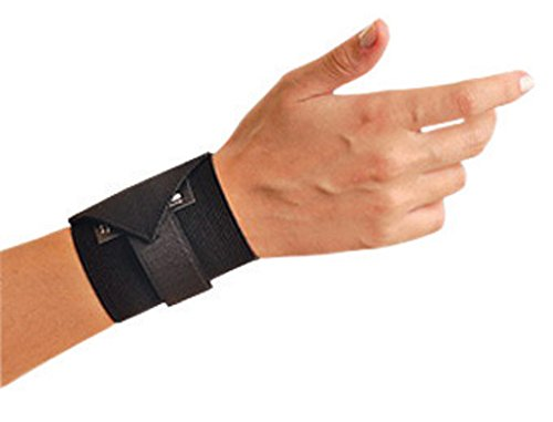 OccuNomix Wrist Support Without Thumb Loop, Ambidextrous by OccuNomix