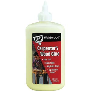 Dap 00492 Qt Weldwood Carpenter Glue - 12ct. Case ()