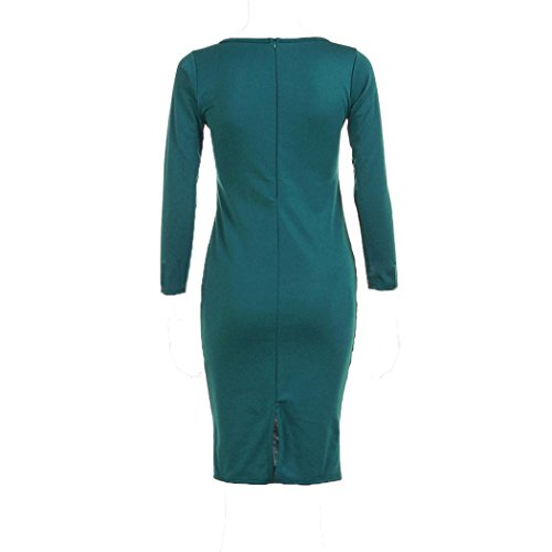 Weibes enges jerseykleid