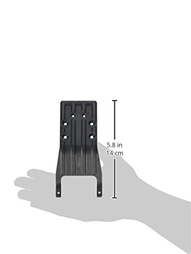 Buy rpm slash rear skid plate, black
