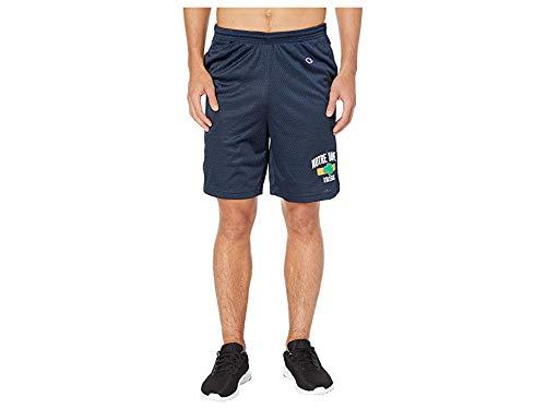 Champion College Notre Dame Fighting Irish Classic Mesh Shorts Navy XL